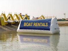 Floating Billboard