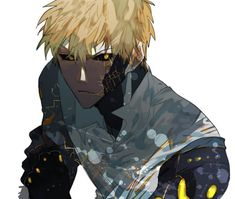 Genos [fan arts] | 803 photos | VK