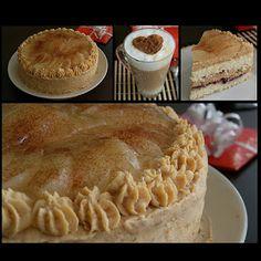 Hruškový dort