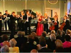 Julia Fischer - Bach - Concerto for 3 Violins in D major, BWV 1064R