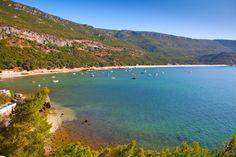 Portinho da Arrabida Beach, Setubal Portugal