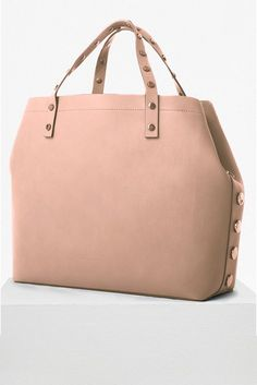 French Connection Celia Tote - I love the style and color of this tote! Cheap Handbags, Handbags On Sale, Fashion Bags, Fashion Backpack, Leather Clutch Bags, Womens Purses, Leather Fashion, Evening Bags, French Connection