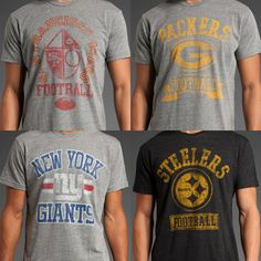 To A Tee: Junkfood Vintage NFL   Cool Material