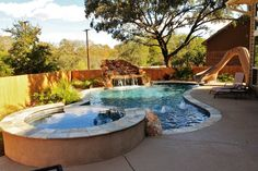 Are you looking for a #professional, #swimmingpoolcontractor in Texas? Call Trinity Outdoor Living at 830-608-0708 for quote.