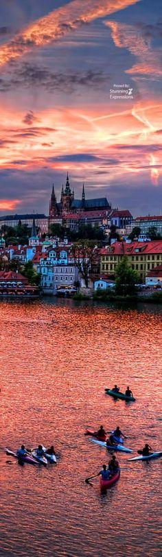 Charles Bridge – Prague Hungary Travel, Charles Bridge, Prague Czech Republic, Budapest, Places To See, Beautiful Places, Travel Photography, Europe, Landscape