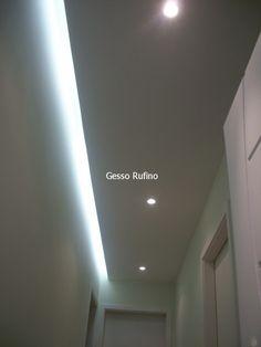 Sanca Invertida | Gesso Rufino