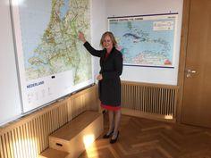 """""""Mevrouw Annemieke Vermeulen is de nieuwe burgemeester van Zutphen. Gefeliciteerd!"""""""