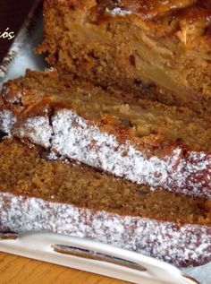 Sweet Recipes, Cake Recipes, Vegan Recipes, Cooking Recipes, Easy Sweets, Greek Desserts, Greek Cooking, Cake Bars, No Bake Cake