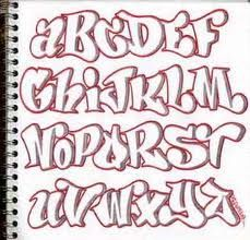 alphabet graffiti - Google Search