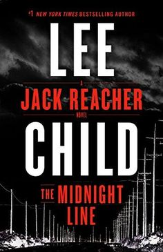 Looking for suspense books? Check out this list of bestselling thriller books from 2017, including The Midnight Line by Lee Child.