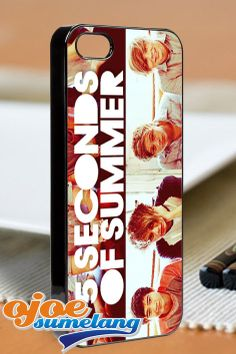 5 Seconds of Summers  iPhone 4/4s/5 Case  Samsung by ojoesumelang, $13.55