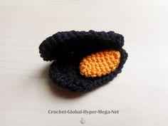 Crochet Diy, Crochet Hats, Play Dress, Playing Dress Up, Costumes, Embroidery, Pretend Play, Food, Amigurumi