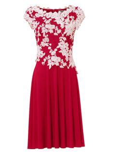 ee5316b30 Objednej si heine Koktejlové šaty - červená na ABOUT YOU. ✓Dodání a vrácení  zboží