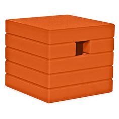 Cube Outdoor Bird House - Modern Outdoor Storage & Accents - Modern Outdoor Furniture - Room & Board