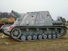 """A vehicle designed upon the request of Adolf Hitler himself, the Sturmpanzer IV - also popularly known as the """"Brummbar"""" (Grizzly Bear) - was a fully enclosed, armored self-propelled assault gun built on the Panzer IV chassis. A very capable and effective weapon that first saw action at Kursk, the Brummbar was also one of the few mass produced German vehicles that was manufactured by army engineering workshops, rather than an industrial contractor. Like the lighter StuG III series of…"""