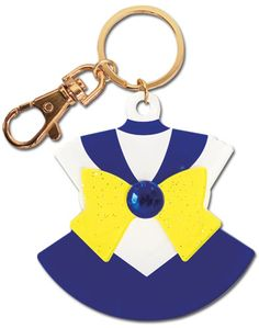 Sailor Moon Key Chain - Sailor Uranus Costume Acrylic @Archonia_US