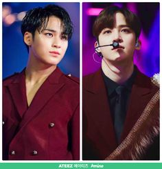 Idk if I am seeing things but I think Svt's Mingyu and Yunho looks like long lost giant bear brothe I Fainted, Seventeen Mingyu, Birthday Week, How To Look Handsome, I Can Not, Ted Talks, My Brain, Let It Be