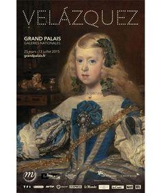 VELAZQUEZ - 25 mars au 13 juillet Grand Palais - 3, av. du Général Eisenhower - Paris 8e L'exposition met son oeuvre en dialogue avec de nombreuses toiles d'artistes de son temps qu'il a pu connaître, admirer ou influencer.  Elle se penche également sur la question des variations de styles et de sujets dans les premières compositions de Velázquez, le passage entre naturalisme et caravagisme, ainsi que son égale habileté à exécuter paysages, portraits et peintures d'histoire.