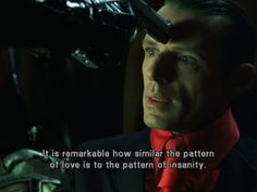 The Matrix Revolutions Merovingian
