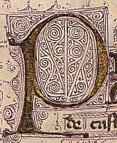 Anachropsy - Calligraphie latine par Benoit Furet - Complet