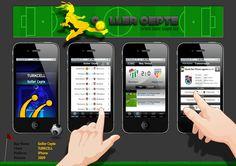 Turkcell Goller Cepte iPhone Application