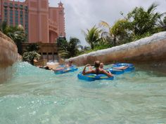 The CRAZY river not to be confused with the lazy river! Atlantis Bahamas. I rode this! #scentsyrocksatlantis #ichoosescentsy