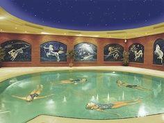 Nirvana Spa, Berkshire - so dreamy!