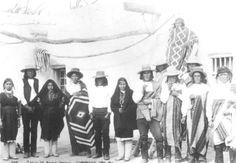 Isleta group – 1890