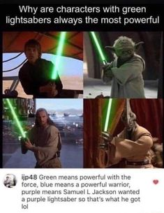 43 ideas for funny memes chistes star wars Star Wars Trivia, Star Wars Witze, Star Wars Meme, Star Wars Facts, Star Wars Film, Disney Star Wars, Purple Lightsaber, Lightsaber Colors, Rasengan Vs Chidori