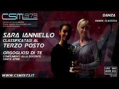 Grandissimo risultato per la nostra allieva SARA IANNIELLO classificatasi al terzo posto al prestigiosissimo Concorso Internazionale Monza Danza  tenutosi Domenica 18 febbraio al Teatro Manzoni di Monza. Orgogliosi di te. complimenti alla Docente Santa Apine  Seguici sulla nostra pagina ufficiale: https://www.facebook.com/csmerone/ O sul nostro sito web: http://www.csm1973.it/2017/03/01/saraianniello3classificata/ Centro Sportivo Merone Via Paolo VI  22046 Merone CO Telefono: 031 650305