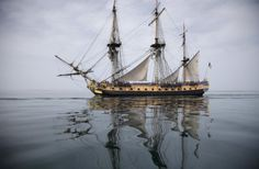 Hermione , French Frigate