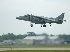Harrier Jumpjet (VSTOL)