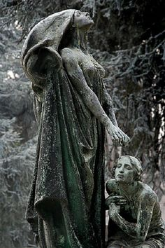 Torino's cemetery Sculpture | See More Pictures | #SeeMorePictures