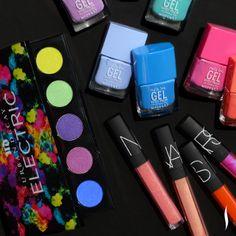 This summer, get loud. #Sephora #Makeup