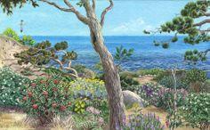I colori di Conci- Conci's colours: Mediterranean maquis- WWF didactic panel