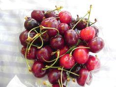 Balsamic Roasted Cherries