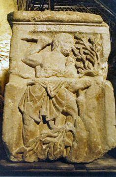 Sucellus ou dieu au maillet 2e si cle apr s j c p riode - Cuisine romaine antique ...