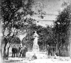 San Francesco, Padova, Messina, Statue, Painting, Outdoor, Art, Outdoors, Art Background