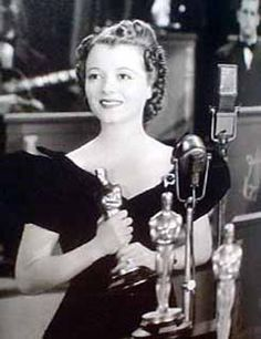 In Janet Gaynor was the first winner of the Academy Award for Best Actress for her performances in three films: Heaven Sunrise: A Song of Two Humans and