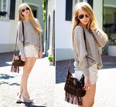 CAPPUCCINO (+GIVEAWAY) (by TIPHAINE  P) http://lookbook.nu/look/3555155-CAPPUCCINO-GIVEAWAY