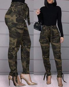 Details about  /2 Piece Sleeveless Tee /& Camouflage Pants