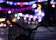 joyride in bokeh city Bokeh Effect, Heavenly Father, New Age, Blur, Gods Love, Bicycles, This Is Us, Lights, Explore