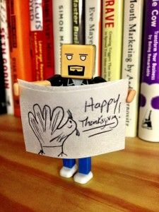 Happy Thanksgiving 2012!  Have a DYNAMITE and BLESSED weekend my friends! ;)