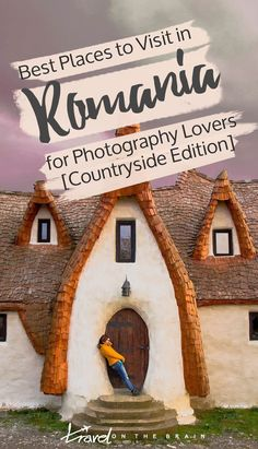 Best Places to Visit in Romania for Photography Lovers – Countryside Edition - Travel on the Brain Europe Travel Guide, Backpacking Europe, Europe Destinations, Budget Travel, Travel Hacks, Travel Ideas, Beautiful Places To Visit, Cool Places To Visit, Places To Travel