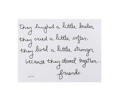 90451876 - Jodi Hills Stood Together Greeting Card