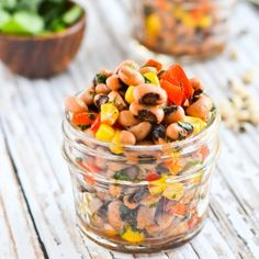 Zesty Black-Eyed-Pea Salad Recipe