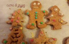 Biscotti+di+natale+con+nocciole+cannella+e+zenzero+