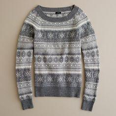 Men's Knitwear: Fair Isle Sweaters | A Nordic Christmas ...