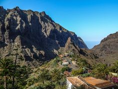 Teneriffa - Dorf Masca - http://treat-of-freedom.de/teneriffa-tipps-ausfluege/