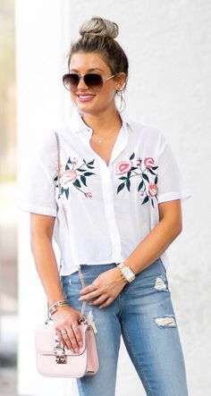 #summer #outfits My Top 5 Summer Must Haves Are Up Now On Christian Blair Style! Head Over To See What I'm Currently Covering! // Shop This Outfit In The Link
